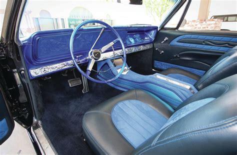 upholstery indio ca 1966 chevrolet impala classic six six