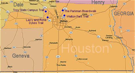 map of houston county alabama wicksburg alabama map choice image diagram writing