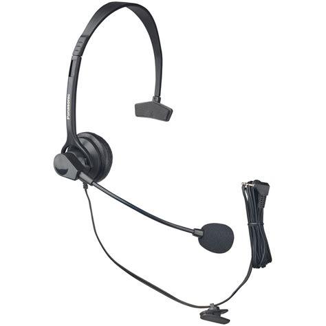 Jual Earphone by Panasonic Kx Tca60 Free Headset Kx Tca60 B H Photo