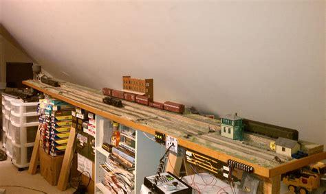 Ho Shelf Layouts woodwork ho shelf track plans pdf plans