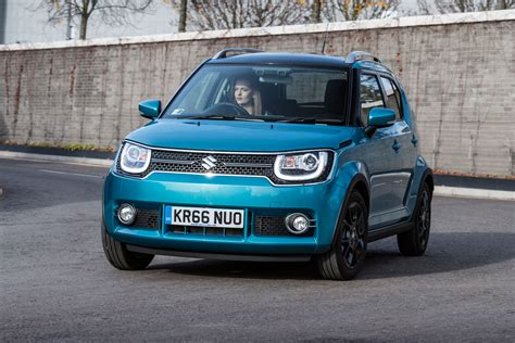 The New Suzuki Opinion Why Suzuki Must Build A New Ignis Sport