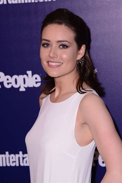 megan boone megan boone at ew and people celebrate the ny upfronts in