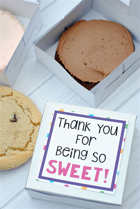 25 best ideas about thank you tags on thank 25 creative thank you gift ideas squared