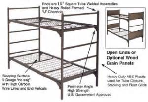 Bed Frame Parts Tx Supply House Bunk Beds U S Bunks
