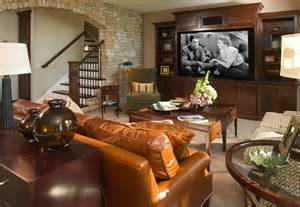 Transitional Kitchen Designs Photo Gallery - inspired raised ranch trend minneapolis traditional basement image ideas with archway console