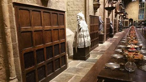 the great hall harry potter attraction review bringing out the kid in you warner bros studio tour london the making of
