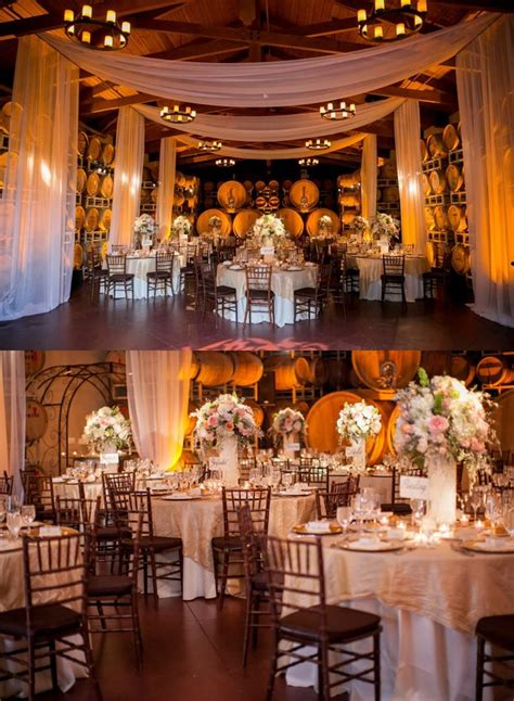california wedding  rustic elegance modwedding