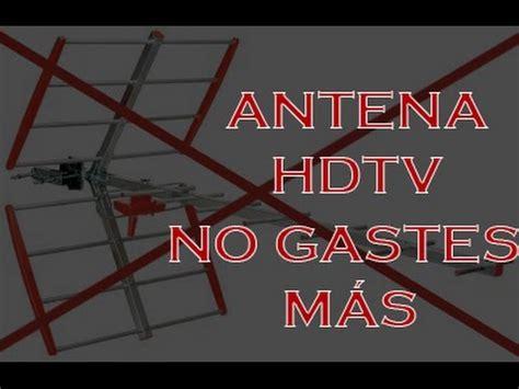 antenna tv interna potente antena loop hdtv potente y facil de hacer doovi