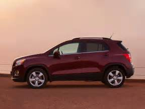 Chevrolet Trax Images New 2016 Chevrolet Trax Price Photos Reviews Safety