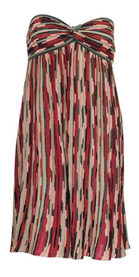 To The Bring A Missoni Bandeau Dress by Hire M Missoni Dresses At Meets Dress Meets Dress