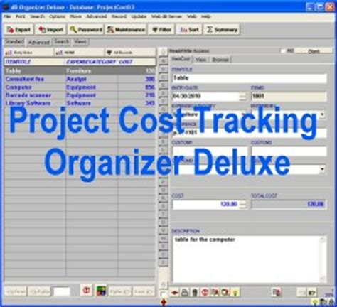 project cost tracking template quot white trench coat costume poured concrete slab costs mn