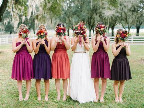 Fall Is the New Most Popular Wedding Season