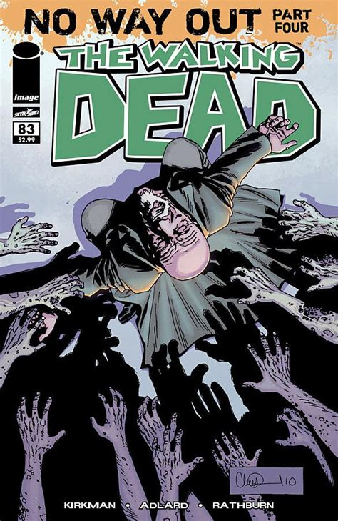 The Geeky Nerfherder Comic Book The Geeky Nerfherder Comic Book The Walking Dead