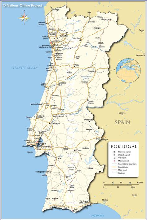 fatima portugal map  travel information