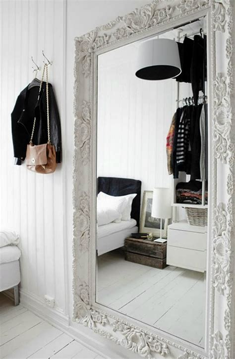 how to decorate mirror at home 12 brilliant ideas for decorating with large wall mirror