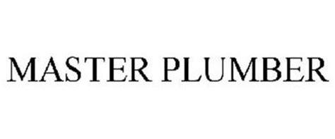 Master Plumber Master Plumber Trademark Of True Value Company Serial