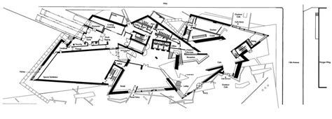 jewish museum berlin floor plan architecture photography ground floor plan 80349
