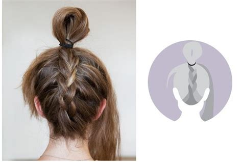 are upside down haircuts ok how to make french braid bun website for women
