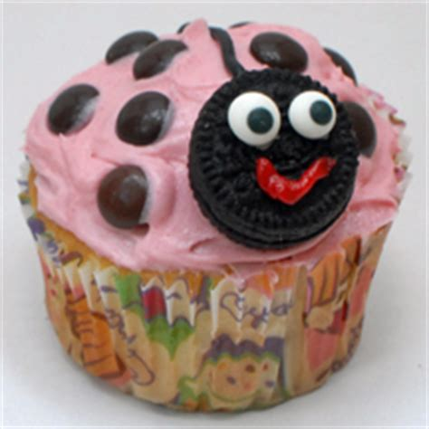 Snobby Snack Bag Ladybugs Sbk 2731 guest devanie from easy cupcakes