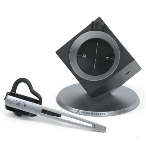 Office Headset by Sennheiser Dw Office Wireless Headset Basic Bundle