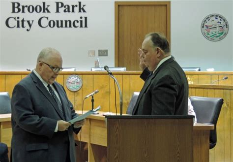 Berea Municipal Court Search New Brook Park Mayor City Council Take Oaths Of Office Cleveland