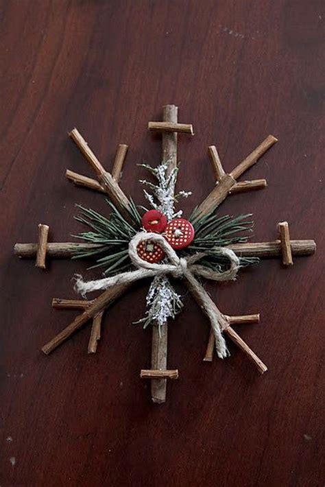 50 creative christmas snowflake decorating ideas family