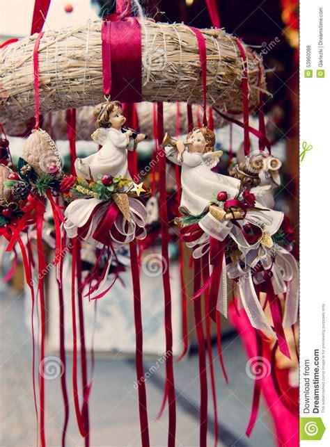 german christmas lights for sale traditional german christmas decorations stock photo