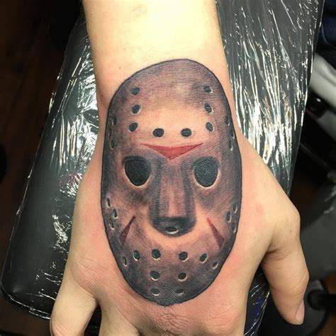 tattoos on friday the 13th 70 best daredevil friday the 13th tattoos designs