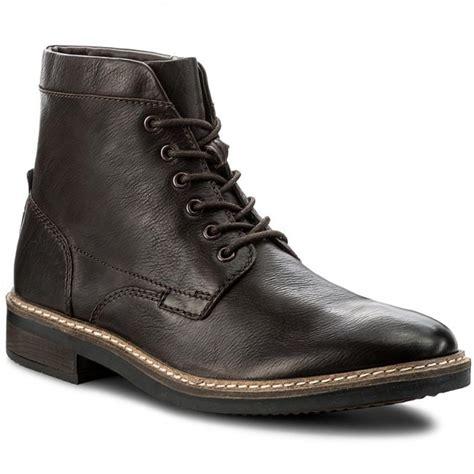 knee high boots clarks blackford hi 261281447 brown