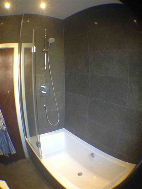 part tiled bathroom 12 best tub shower combos by uk bathroom guru images on pinterest tub shower combo bathroom