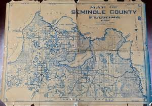 seminole county florida map map of seminole county florida 1928 183 riches of central