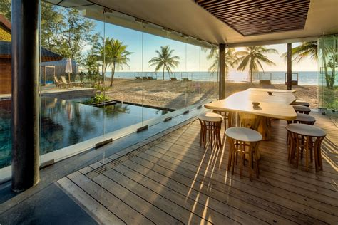 beach house 8 exquisite iniala beach house interiors by a cero 8