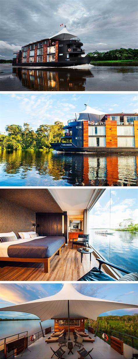 this floating hotel is styling up the amazon travel