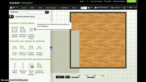 Homestyler Not Working planta baixa humanizada flv youtube