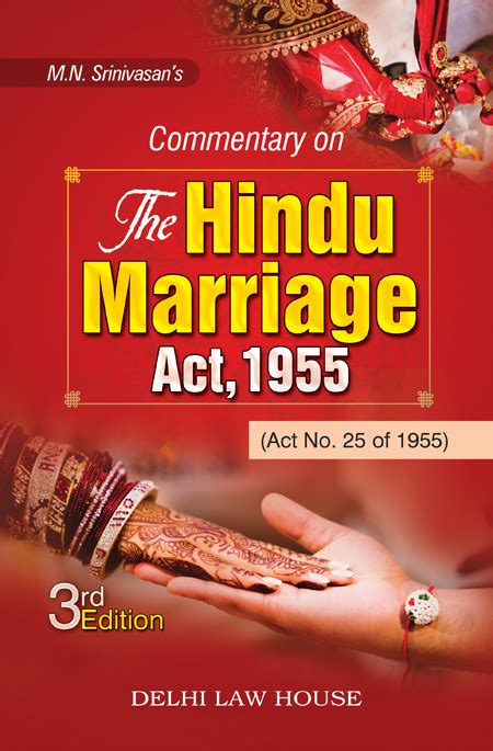 hindu marriage act 1955 section 13b book shop