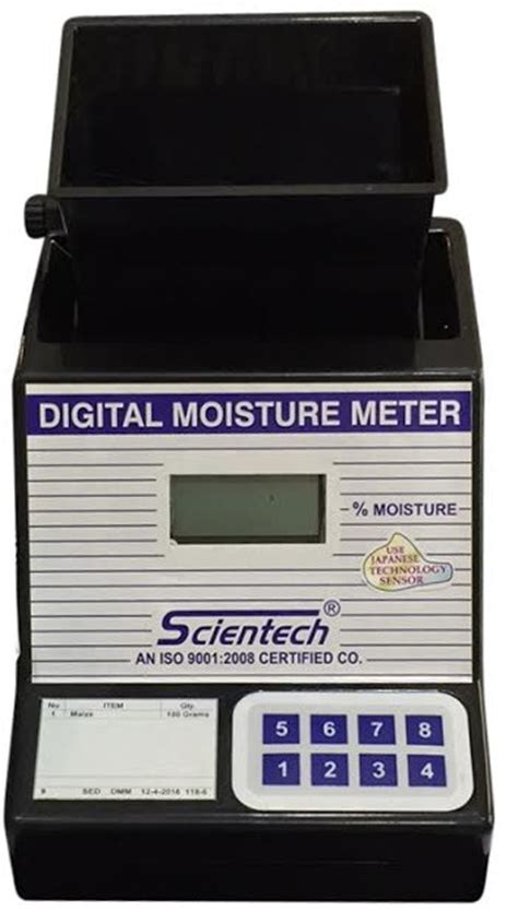 Grain Moisture Meter Usa scientech