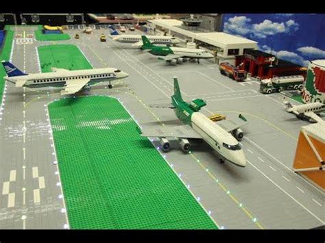 lego airport tutorial lego railing tutorial phim video clip