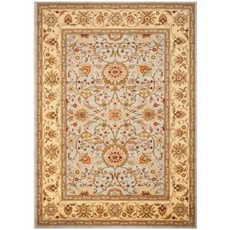 11 X 12 Area Rug Safavieh Lyndhurst Gray Beige 8 Ft 11 In X 12 Ft Area Rug Lnh212j 9 The Home Depot