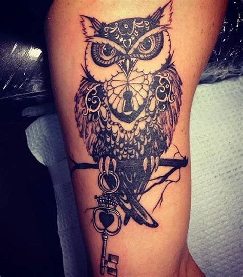 imagenes de tatuajes de buhos para mujeres tatuajes de b 250 hos