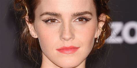 hair pubic thick emma watson emma watson on pubic hair and bleaching her moustache