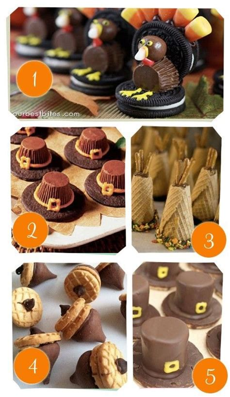 Thanksgiving Handmade Decorations - 1000 ideas about thanksgiving treats on