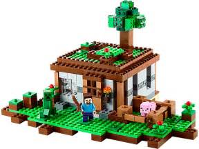 The first night lego shop