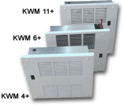 Introducing The Kickster Wm Series Hydronic Wall