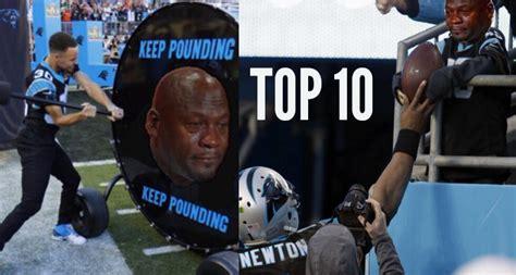 Cam Newton Memes - 10 best crying jordan cam newton super bowl 50 memes