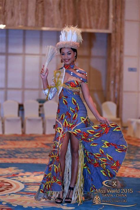 Gabon ~African fashion, Ankara, kitenge, African women