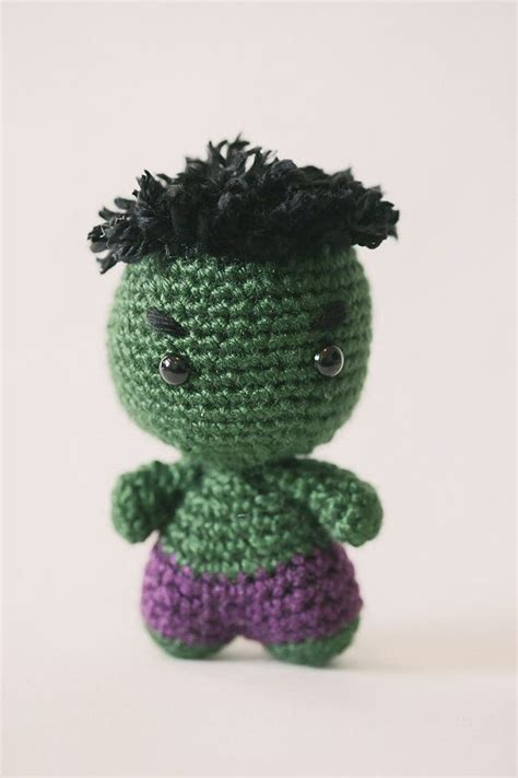 amigurumi hulk pattern amigurumi doll amigurumi and hulk on pinterest