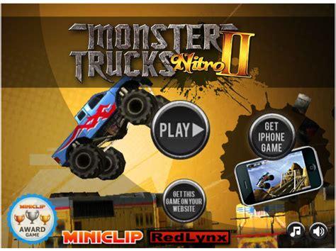 truck nitro 2 free flash