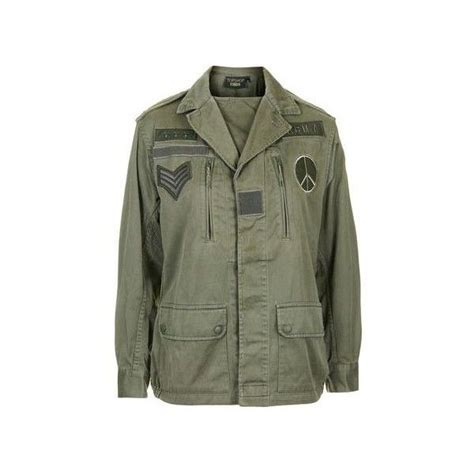 Parka Army Jacket Jacket Army Jaket Motif Army 42535 best my polyvore finds images on free
