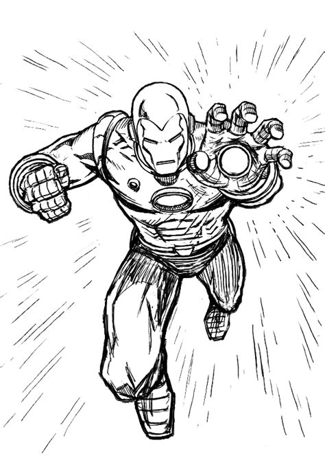 free printable coloring pages ironman iron man coloring pages free printable coloring pages