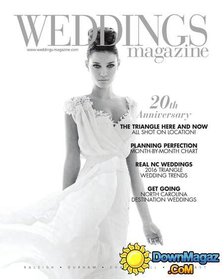 Wedding Magazine Usa weddings usa 2016 187 pdf magazines magazines